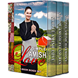 Simple Amish Love 3-Book Boxed Set (Simple Love: Amish Books Series 4)
