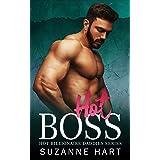 Hot Boss: A Stand-Alone Single Dad Romance (Hot Billionaire Daddies Book 1)
