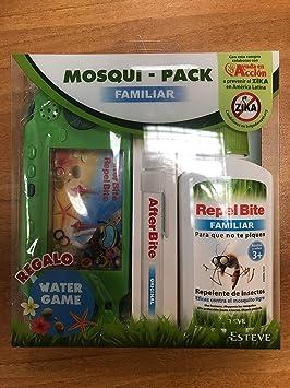 MOSQUI PACK FAMILIAR (REPELBITE + AFTER BITE + WATER GAME REGALO): Amazon.es: Salud y cuidado personal