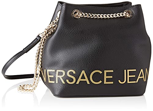 3537fb4e35b Versace Jeans Couture Bag, Women's, Black (Nero), 15x23x23 cm (W x ...