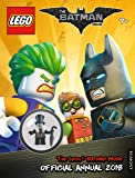 THE LEGO (R) BATMAN MOVIE: Official Annual 2018 (Egmont Annuals 2018)