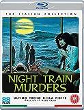 Night Train Murders [Blu-ray]