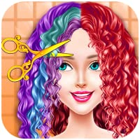 Fashion Hair Salon : the most totally amazing beauty salon ever ! Free Kids Game
