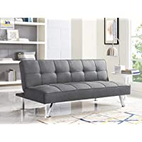 Serta RNE-3S-CC-SET Rane Collection Convertible Sofa Deals