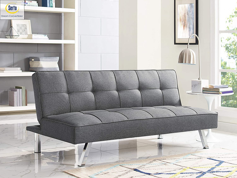 Serta RNE-3S-CC-SET Convertible Sofa