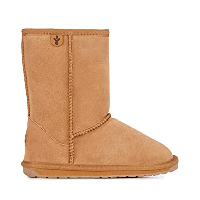 d496cd4822006d Amazon.com  EMU Australia Kids Wallaby Lo Teens Deluxe Wool Boots  Shoes