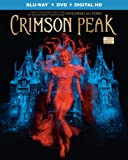 Crimson Peak [Blu-ray + DVD + Digital HD]