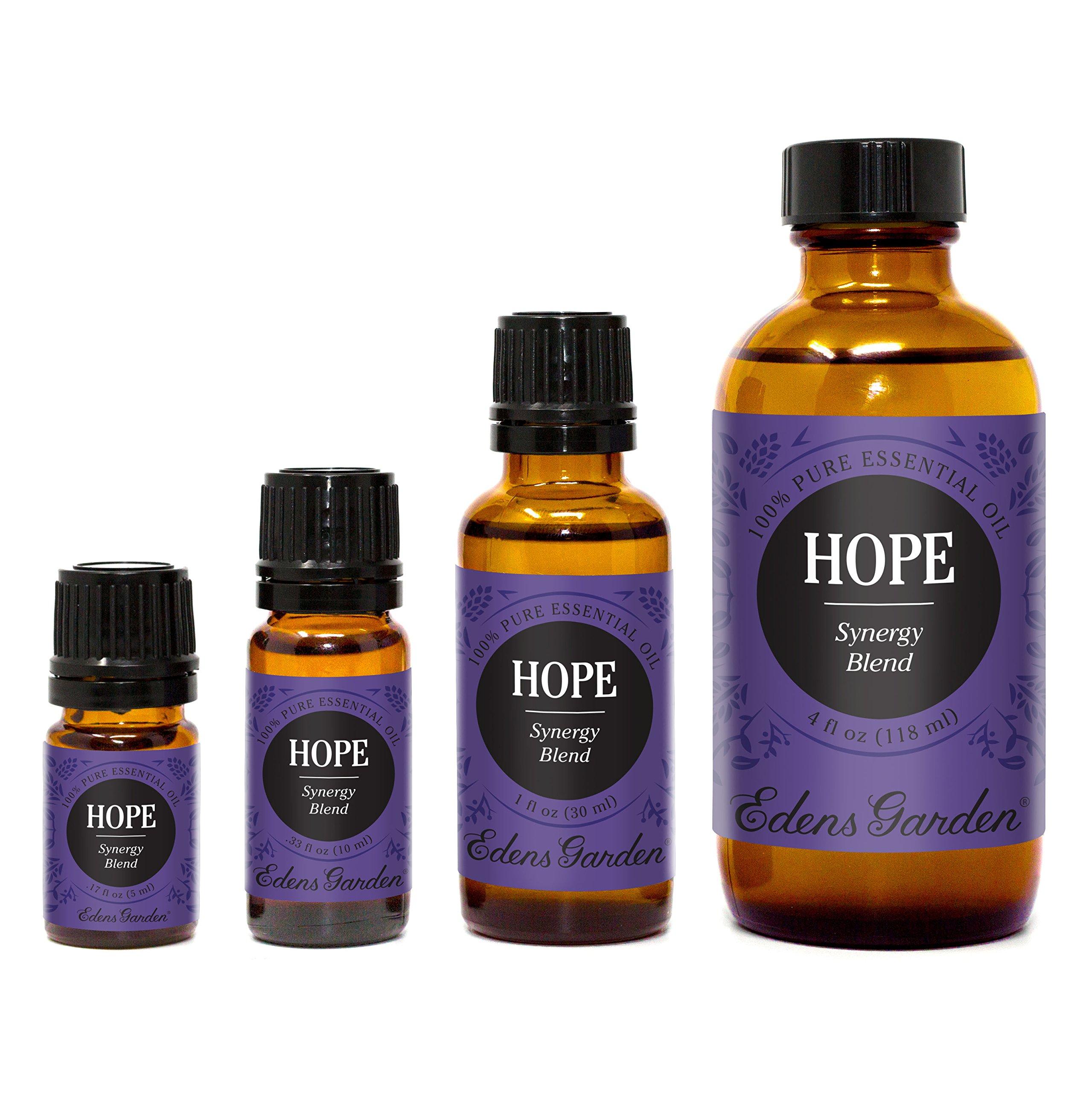 Edens Garden Hope 30 ml 100% Pure Therapeutic Grade GC/MS Tested (Spanish Rosemary, Tangerine, Lemongrass, Sweet Orange, Cassia)
