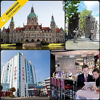 Reiseschein Viaggio faro–3giorni in hotel 4* Fora Hannover con città rundfahrt & 3marce e menu–Buono kurzreise kurzurlaub viaggio regalo
