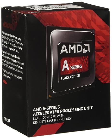 AMD AMD A6-7400K Dual-Core 3 5 GHz Socket FM2+ Desktop Processor Radeon R5  Series (AD740KYBJABOX)