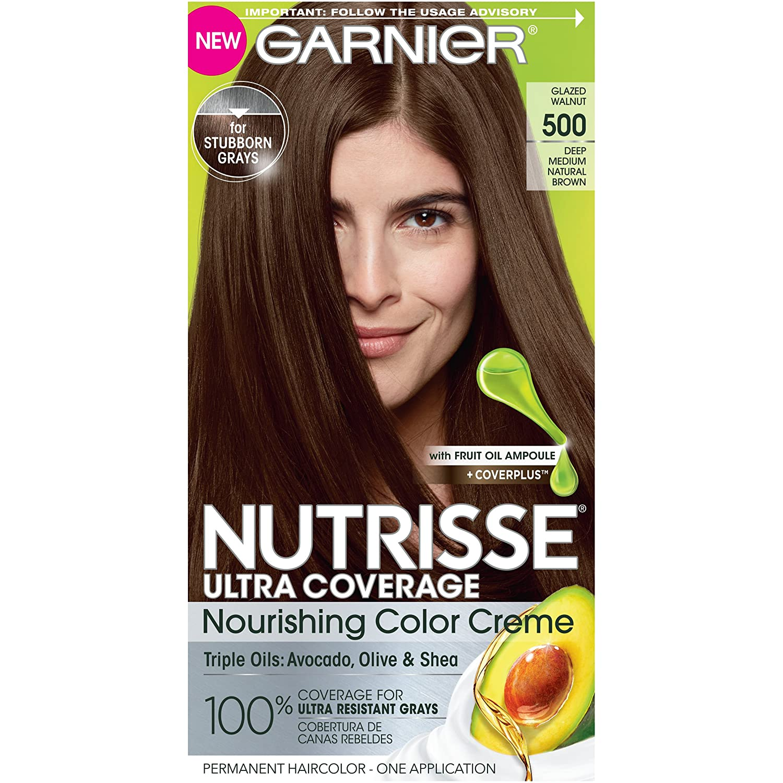 Amazon Garnier Nutrisse Ultra Coverage Hair Color Deep Medium