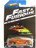 Hot Wheels Fast & Furious Toyota Supra orange 1:64