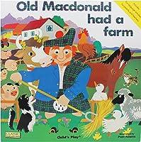 Old Macdonald Had A Farm (Classic Books With