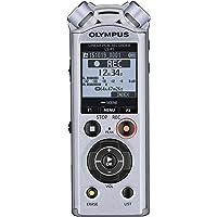 Olympus LS-P1 Portable 4GB Handheld Digital Audio Recorder (Silver)