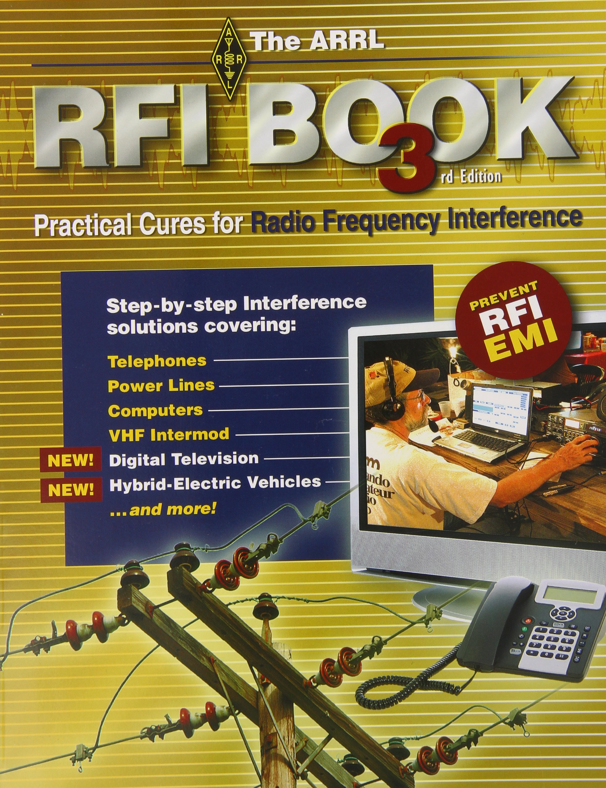 The ARRL RFI Book (Softcover)