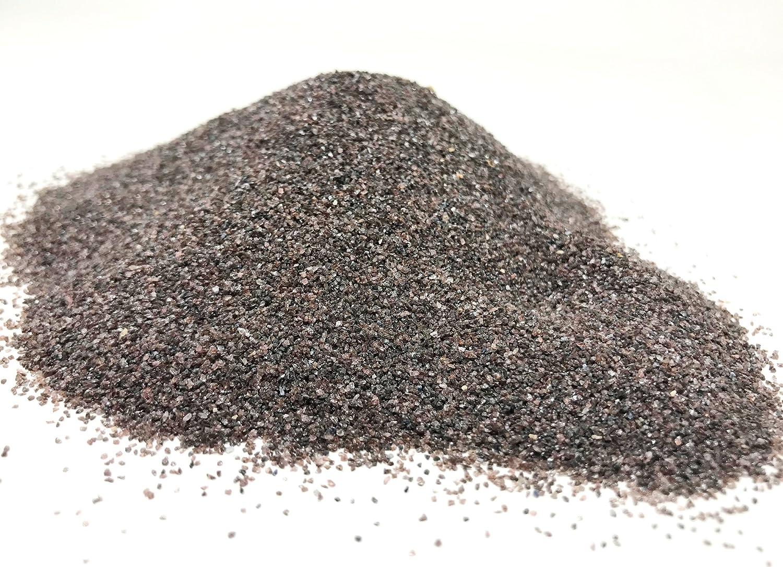 Coarse Grade Brown Aluminum Oxide Blast Abrasive Media 50 LBS 36 Grit