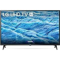 """LG 49UM7300PUA Alexa Built-in 49"""" 4K Ultra HD Smart LED TV (2019)"""