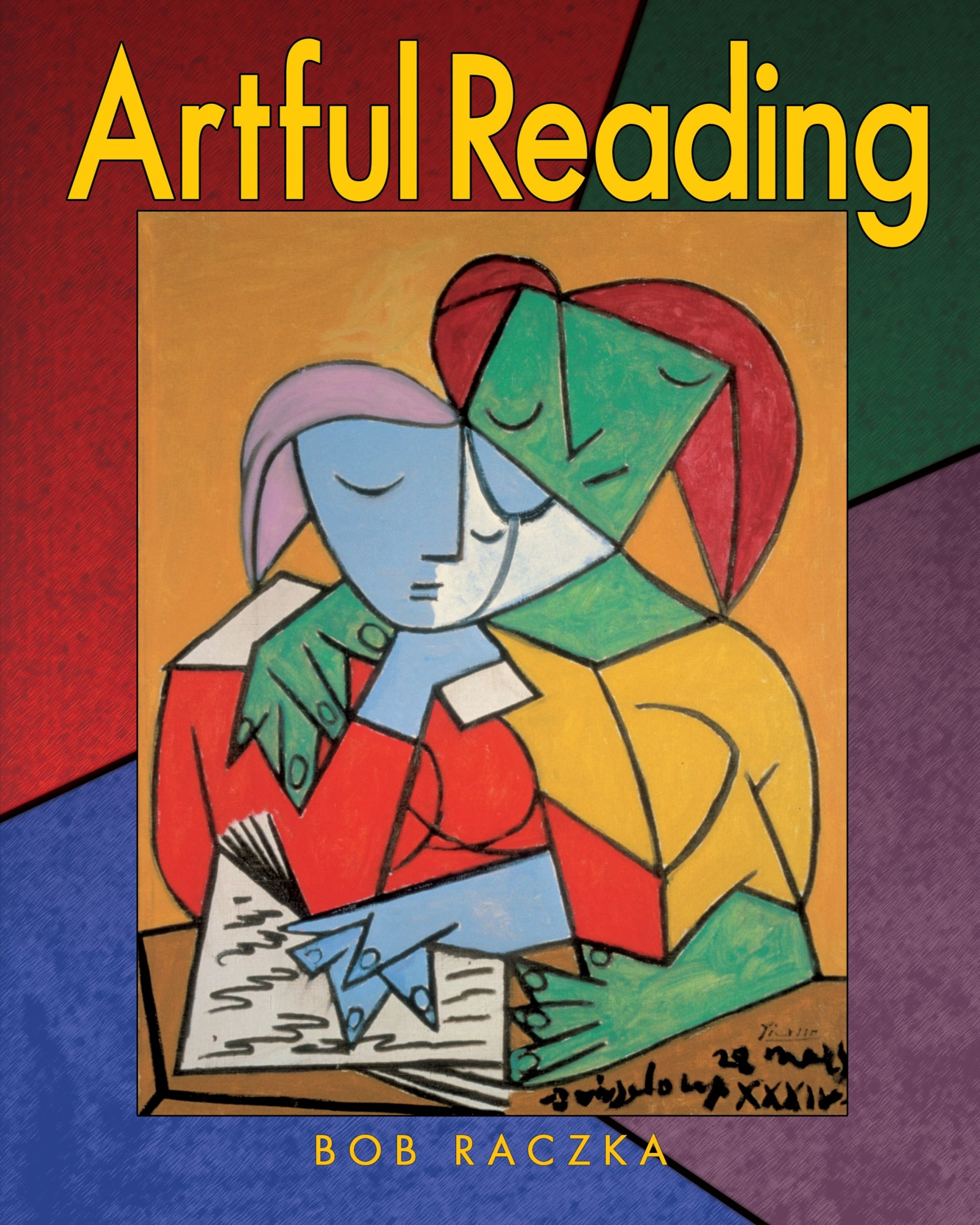 Download Artful Reading (Bob Raczka's Art Adventures) PDF