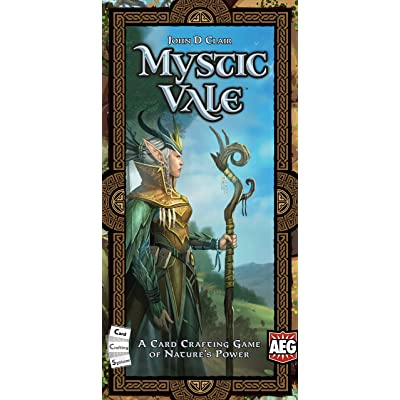 Alderac Entertainment Group AEG 5861 Mystic Vale Jeu de cartes