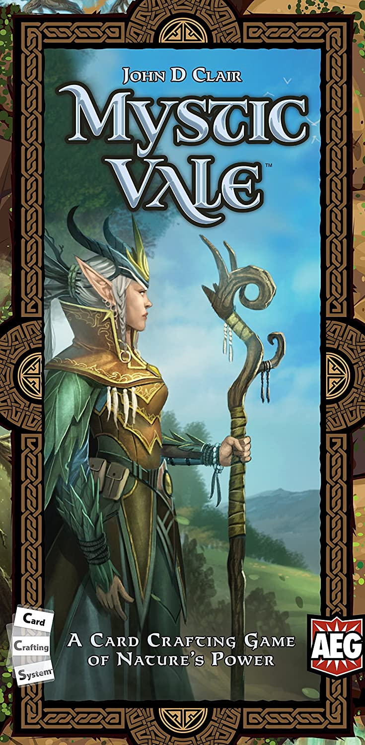 Alderac Entertainment Group AEG 5861 Mystic Vale Jeu de Cartes 5861AEG