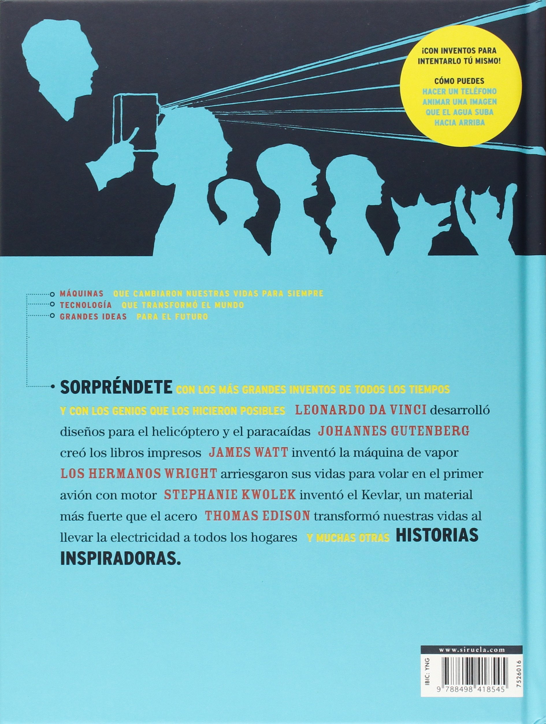 ¡Genios! (Las Tres Edades / Nos Gusta Saber): Amazon.es: Deborah Kespert, María Condor: Libros