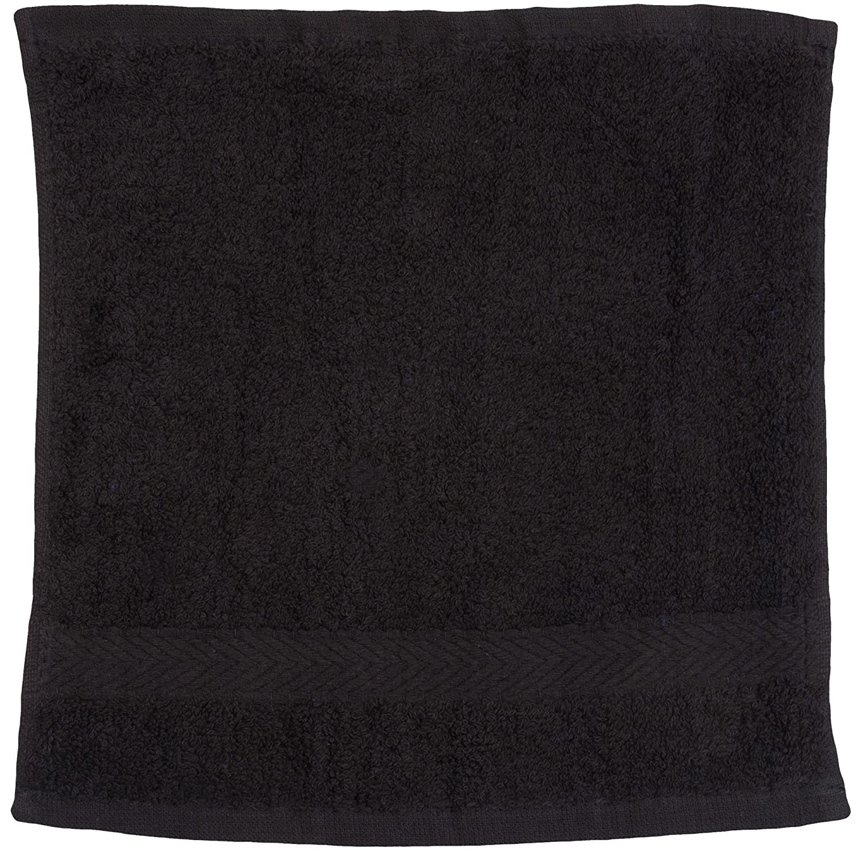 Towel City - Toalla de manos/cara Modelo City Luxury Range 550 GSM (30 X 30 CM) (Talla Única/Azul marino) UTRW1574_3