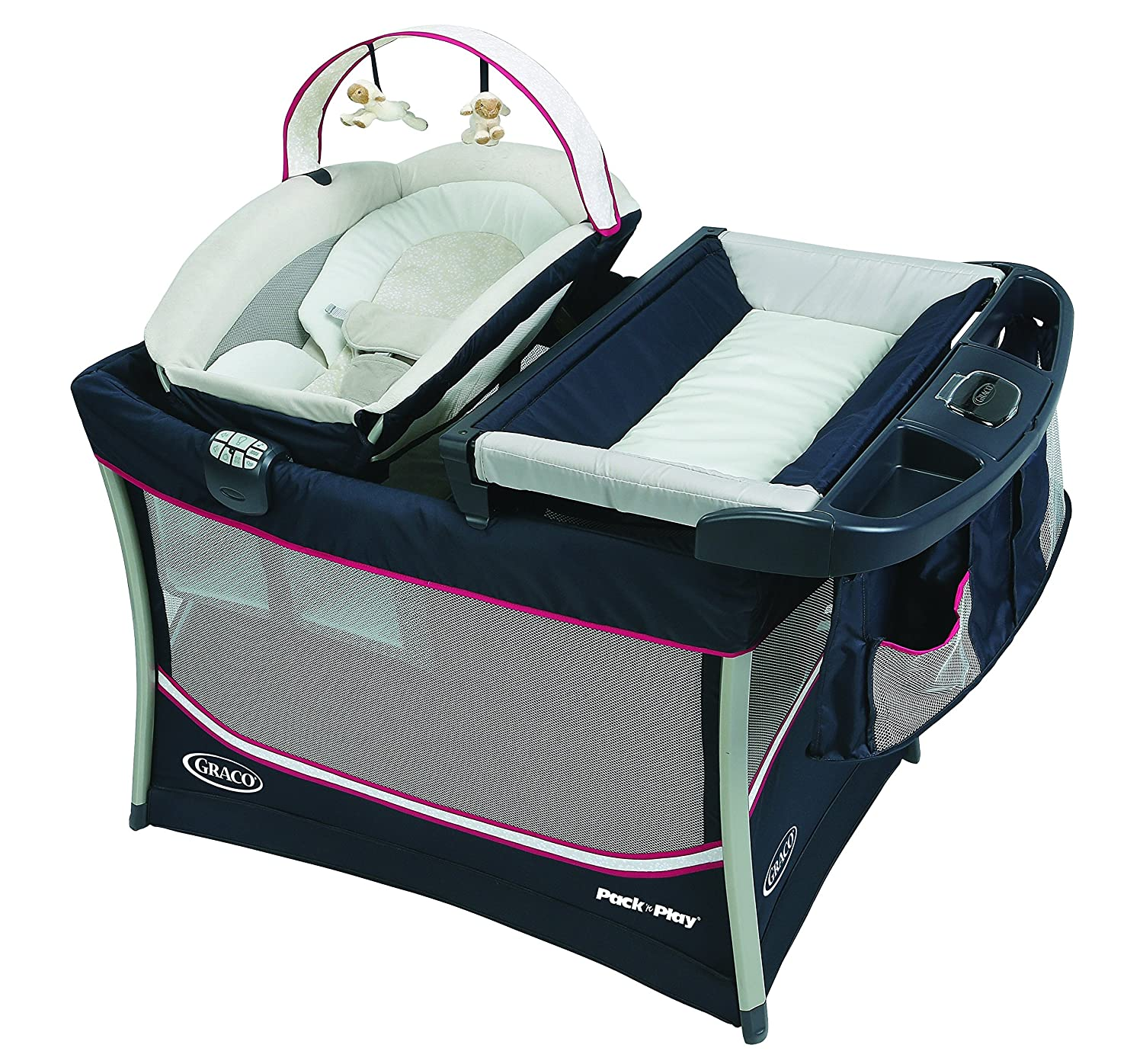 Graco Everest Pack n Play Playard, Ayla