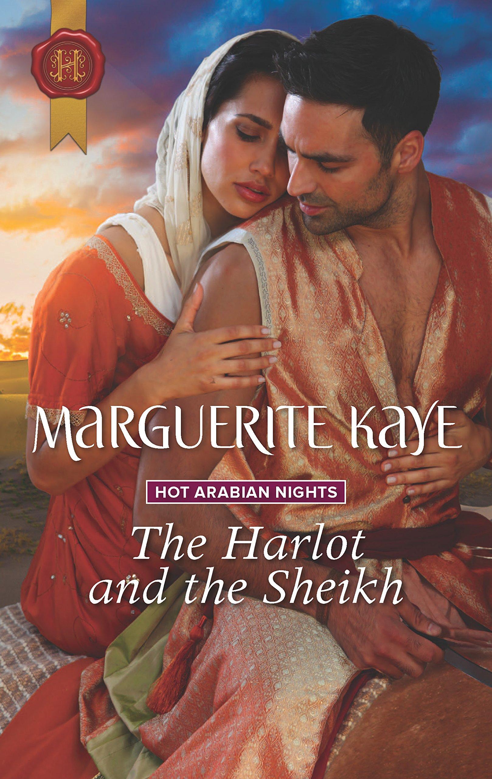 The Harlot and the Sheikh (Hot Arabian Nights) PDF