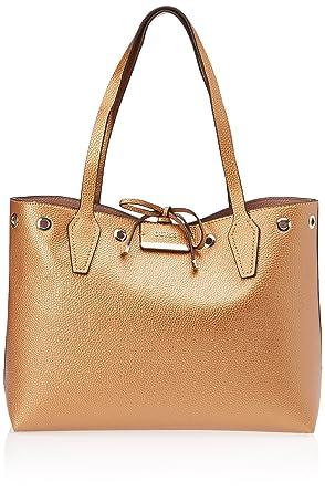 Portés Nougat copper Multicolore Hwgg6422150 12 Guess 5x27x42 Femme Sacs Main EfcWgq