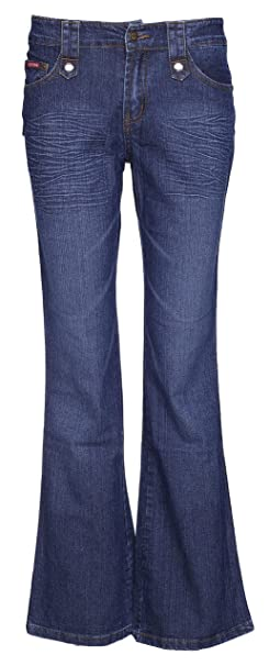 Lets Shop Shop - Vaqueros - Pantalones Boot Cut - para Mujer ...