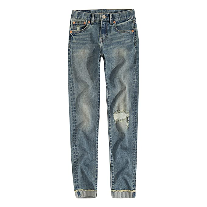 Amazon.com: Levis Girls Girlfriend Fit Jeans: Clothing