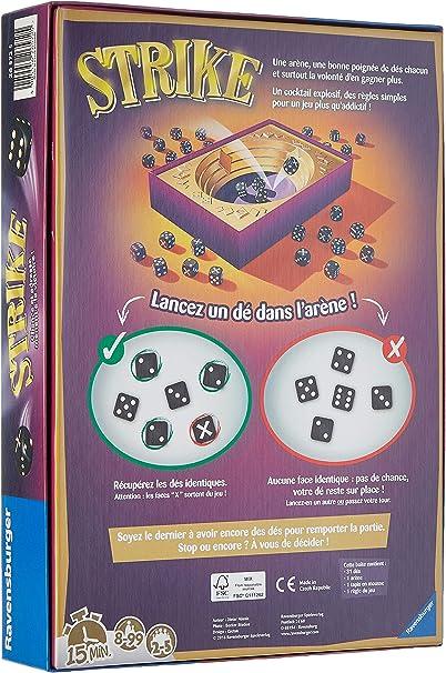 Ravensburger - Juguete de Viaje, 5 Jugadores (26572) [Importado]: Amazon.es: Juguetes y juegos