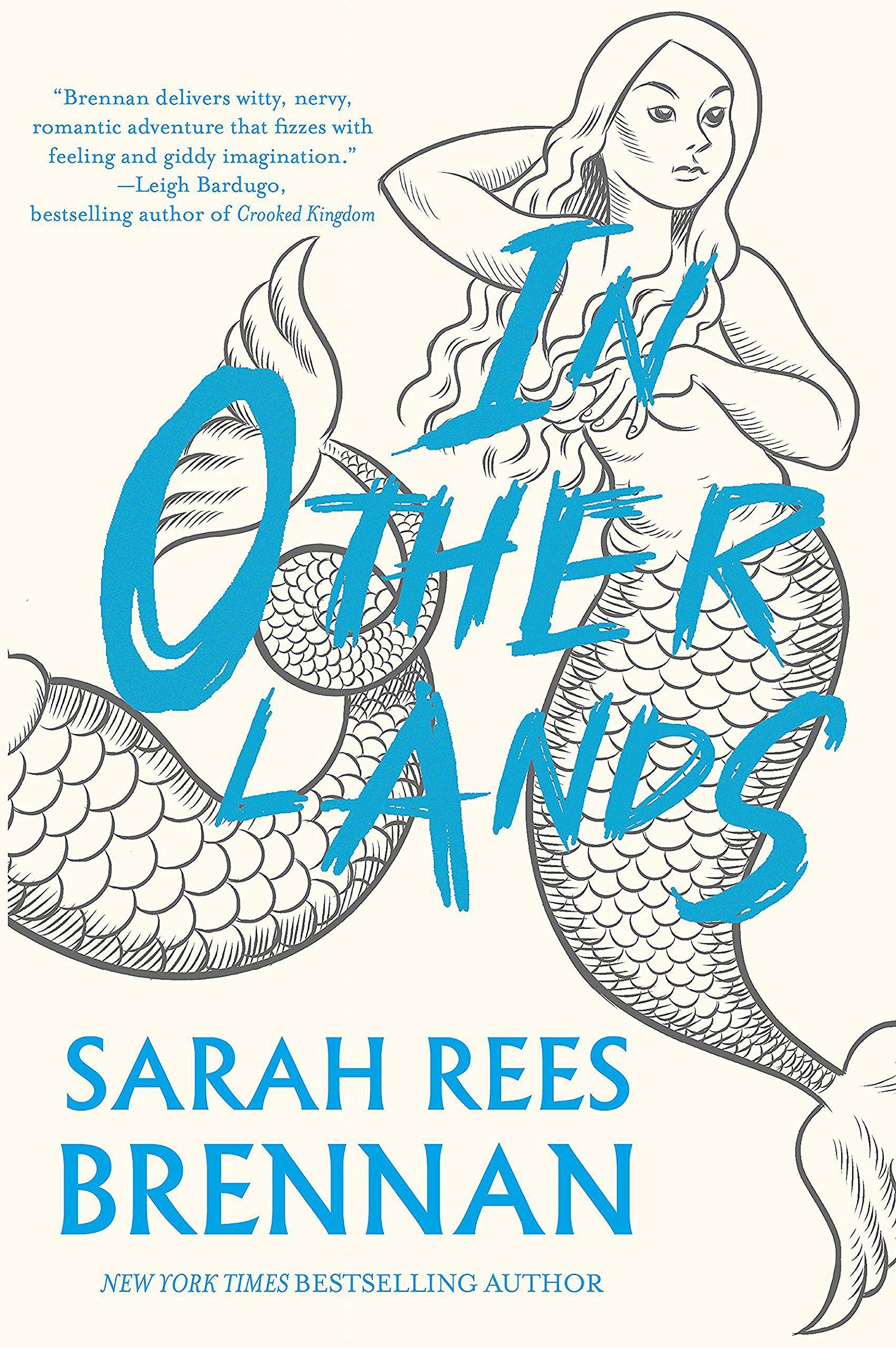 Amazon.com: In Other Lands (9781618731203): Brennan, Sarah Rees, Nowak,  Carolyn: Books
