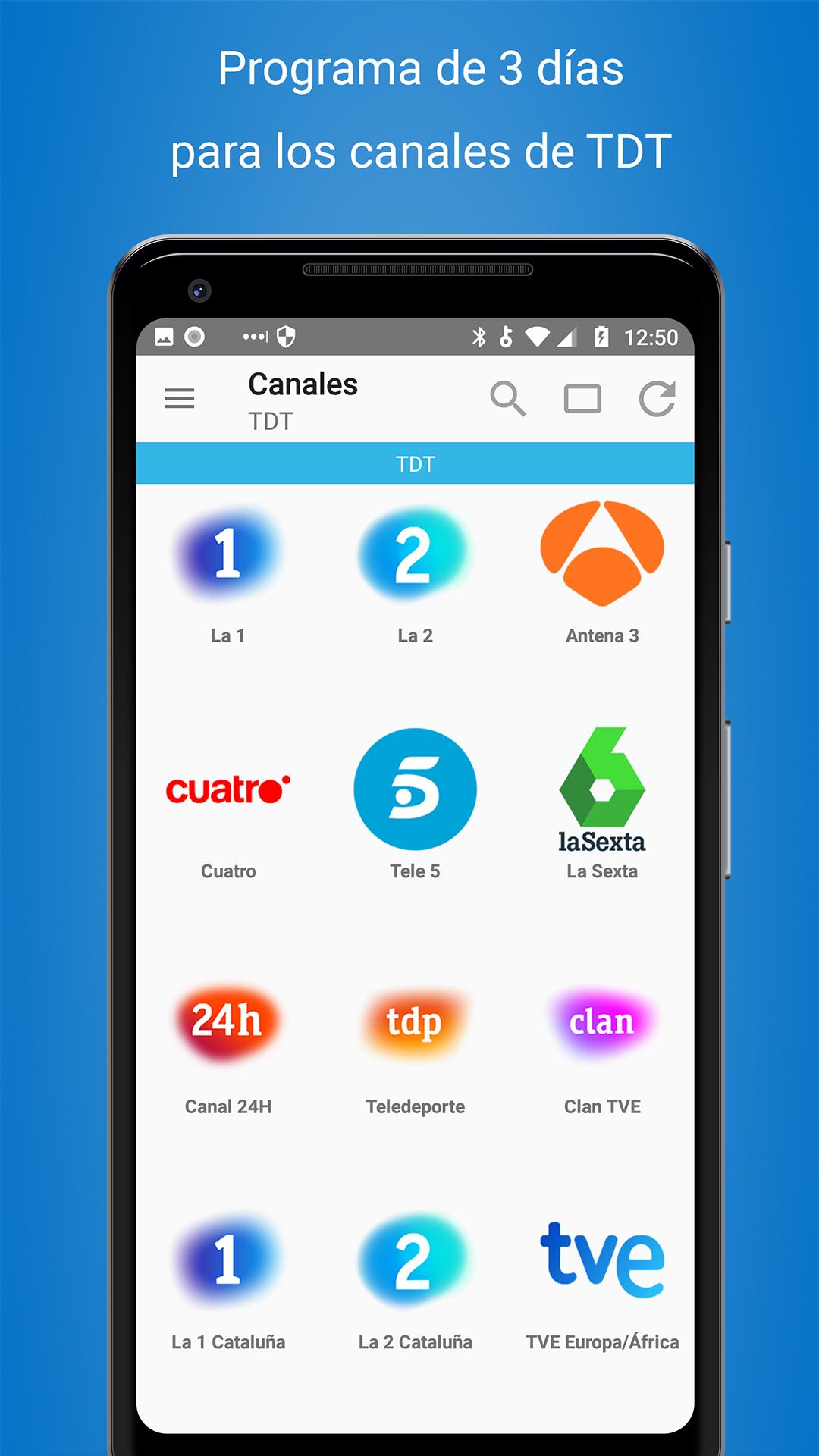 Programación TV España - Cisana TV+: Amazon.es: Appstore para ...