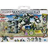 Hasbro 36951148 KRE-O Transformers - Juego de construcción de Devastator