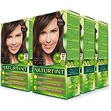 Naturtint Permanent Hair Color - 4N Natural Chestnut, 5.28 fl oz (6-pack)
