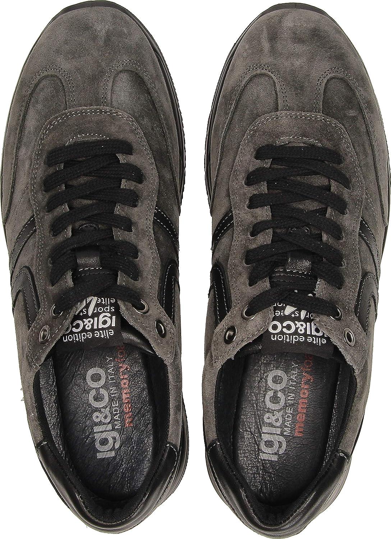 IGI&CO Usl, scarpe da ginnastica a Collo Collo Collo Alto Uomo 0be918
