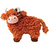 Hairy Coos A27295 Shona Highland Cow Toy