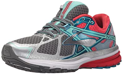 aceb9fdd374a2 Brooks Women s s Ravenna 7 Running Shoes  Amazon.co.uk  Shoes   Bags