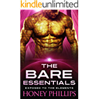 The Bare Essentials: A SciFi Alien Romance (Exposed to the Elements Book 2)