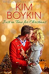Just in Time for Christmas (Lowcountry Lovers Series Book 4) Kindle Edition
