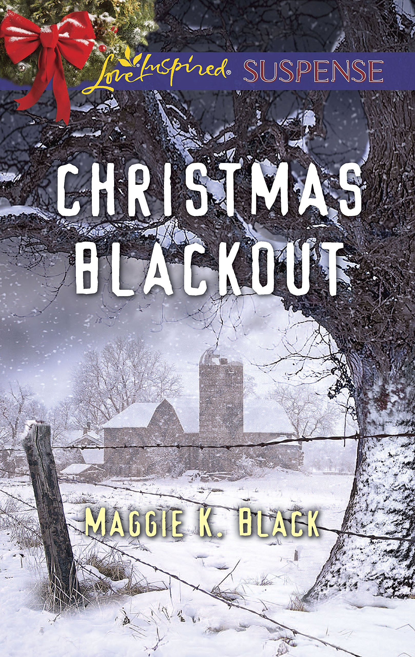 Download Christmas Blackout (Love Inspired Suspense) ebook