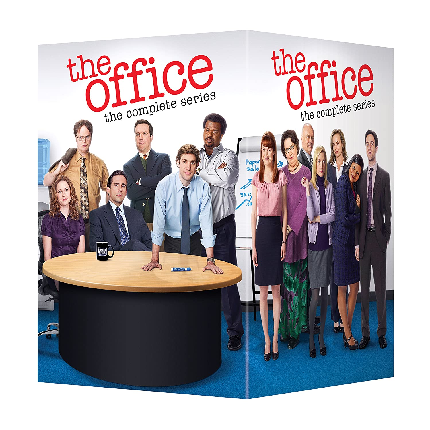 Amazon.com: The Office: The Complete Series: Steve Carell, Ed Helms ...