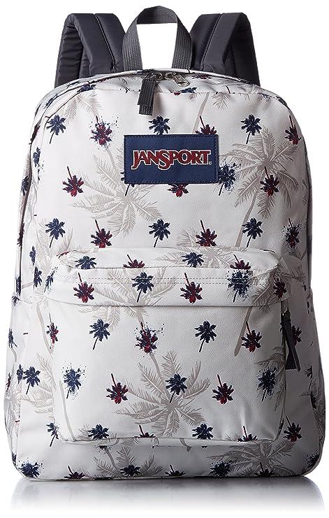 Amazon.com  JanSport Unisex SuperBreak Goose Grey Urban Oasis ... 87977d30b6dfa