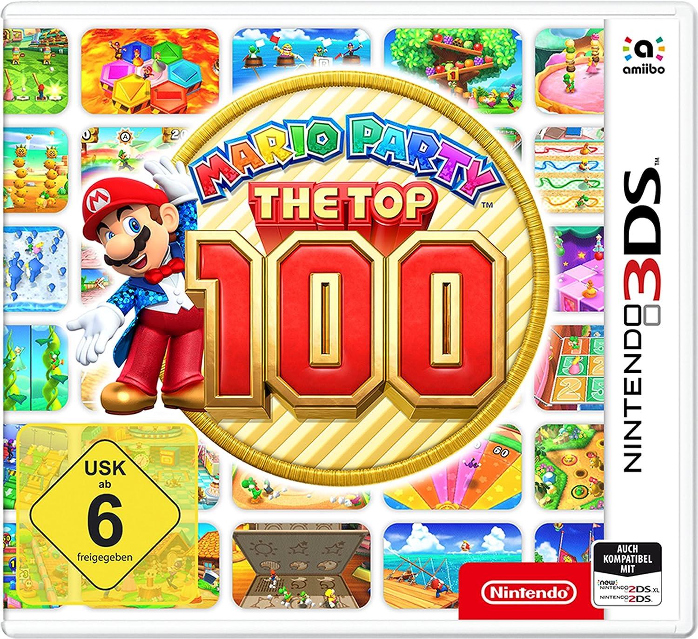 Mario Party: The Top 100 - Nintendo 3DS [Importación alemana]: Amazon.es: Videojuegos