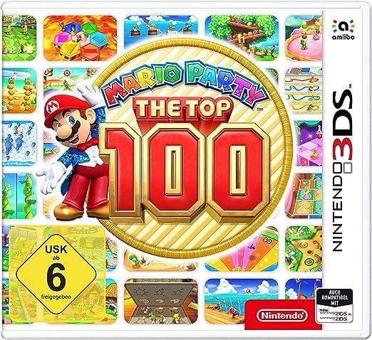 Mario Party: The Top 100 - Nintendo 3DS [Importación alemana ...
