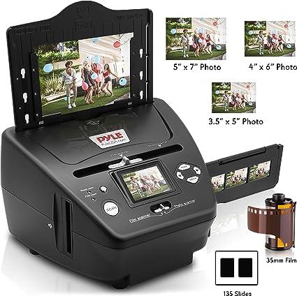 Convert Film//Photos to Digital JPG Format # NEW 35mm Slide and Negative Scanner