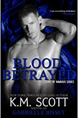 Blood Betrayed (Sons of Navarus #2) Kindle Edition