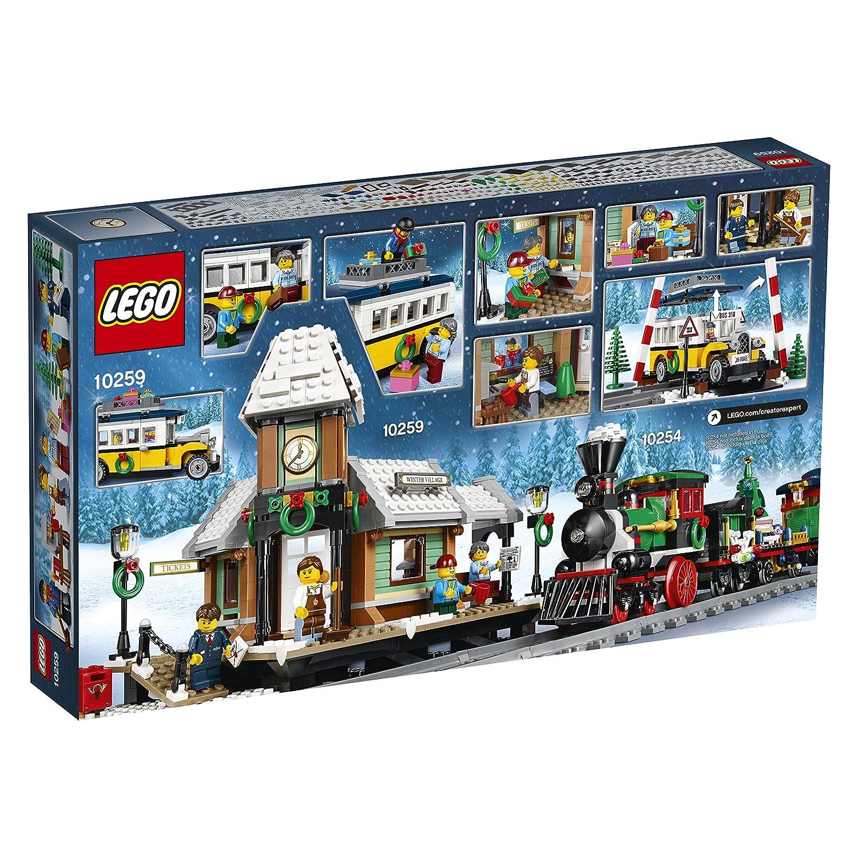 Amazon Lego Creator Expert Winter Village Station 10259
