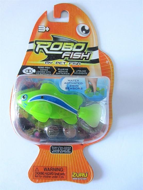 Zuru Robo Fish Water Activated 3